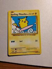 New listing Pokémon TCG Surfing Pikachu XY Evolutions 111/108 Regular Secret Rare