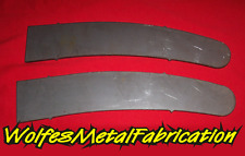 "Model A Ford 1/8"" EasyWeld Horn Boxing Plates 28 29 30 31"
