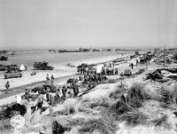 6x4 Gloss Photo wwD0E Normandy Invasion WW2 World War 2 566
