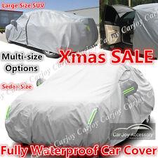 Waterproof Anti UV Volvo S80 Mazda 3 6 Sedan Toyota Camry VW Passat Car Cover