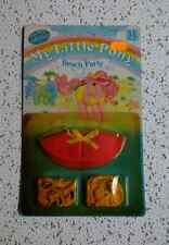 My Little Pony PONY WEAR BEACH PARTY - Vintage outfit 1986 Hasbro **NEW**