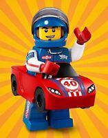 LEGO Series 18 Minifigures RACE CAR GUY Minifigure (#13/17) 71021
