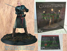 NIB Game of Thrones Brienne of Tarth Statue Limited Edition 950 w COA Deluxe 14""