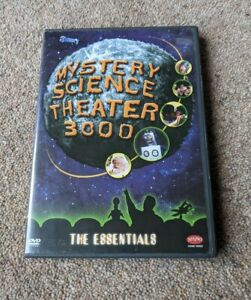 THE ESSENTIALS Mystery Science Theater 3000 Region 1 USA Import DVD
