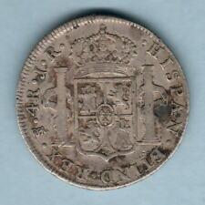 Bolivia. 1774-JR 4 Reales.. Pototsi Mint.. VF