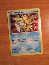 NM Pokemon Shiny MAGIKARP Card BLACK STAR PROMO Set XY143 Holo Target Day Event