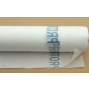 Voile d'hivernage épais Blanc, densité 60g/m², 4,10m de large, vendu au mètre