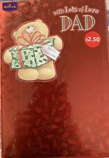Dad Christmas Card Hallmark Forever Friends