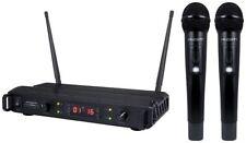 KAM Wireless Handheld UHF Pro Audio Microphones