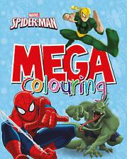 Marvel Spider-Man Mega Colouring, Parragon | Paperback Book | Acceptable | 97814