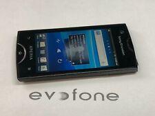 Sony Ericsson Xperia ray st18i Smartphone-orange Netz-sehr guter Zustand