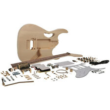 Premium JEM Style DIY Electric Guitar Kit - Unfinished Luthier Project Kit