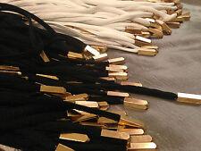 Yeezy Gold Tip ANGLET lacets/noir (livré avec une roue de secours Gold ANGLET)