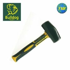 BULLDOG 4lb fibra di vetro Martello forfetari con resina incollato HEAD 1,8 kg blhlfg