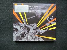 Pure Reason Revolution – Cautionary tales for the brave PROMO CD RARE (2005)