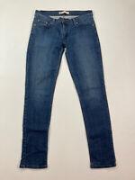 LEVI'S 524 TOO SUPERLOW Jeans - W30 L32 - Blue - Great Condition - Women's