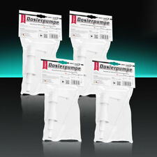 4 Dosierpumpen / Dosierpumpe für Best Body Low Carb Vital Drink 1,0 Liter