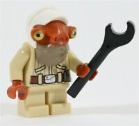 LEGO STAR WARS FREEMAKERS QUARRIE MINIFIGURE 75186 THE ARROWHEAD - GENUINE