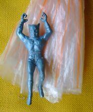 Original 1960s Vintage Batman Parachute Figure w/parachute DC comic era