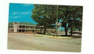 "VA Galax Virginia vintage post card ""Midtowner Motel & Restaurant"""
