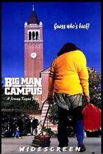 Big Man On Campus -DVD 1989 Comedy Rare Widescreen (see details)
