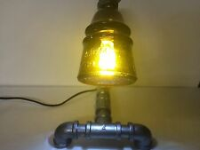 Power Insulator Pipe Lamp