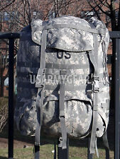 US Army SDS ACU Ruck Sack Main Bag with Frame for Molle ll Back Pack Bug Out GI