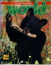 National Geographic World Magazine 1992 July