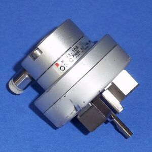 SMC 0.2-0.6 MPA NOM. SIZE 10 ROTARY ACTUATED AIR GRIPPER MHR3-10R *PZF*