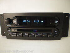 VERY NICE&CLEAN 04-08 PACIFICA SUV MP3/CD PLAYER RADIO STEREO*OEM/STOCK CHRYSLER