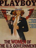 Playboy November 1980 | Jeana Tomasino      #1800+