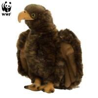 WWF Plüschtier Steinadler (23cm) lebensecht Kuscheltier Stofftier Adler Eagle