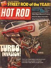 BRAND NEW Hot Rod October 1971 Billy Stepp 1972 cars funny car NHRA drag racing
