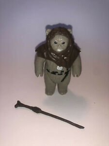Chief Chirpa Ewok Return of the Jedi Kenner Vintage Action Figure - Complete