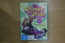 Pimp My Ride : Season 1 (DVD, 2005, 3-Disc Set)  -   VGC Pre-owned (D46)