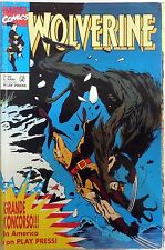 MARVEL FUMETTO WOLVERINE N.29 1992 PLAY PRESS