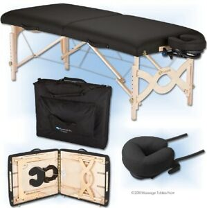 EarthLite Avalon XD Portable Masseuse Massage Table