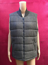 Country Road Womens Grey Wool Vest size (AUS) 12 (INT) M (UK) 12 (US) 8 (EUR) 40