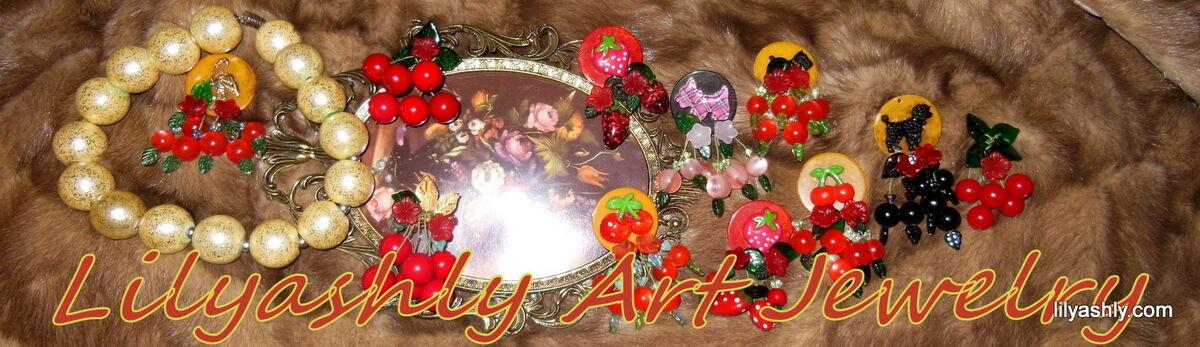 Lilyashly Art Jewelry