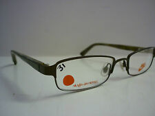 Nike 8005/241 Gun Metal / DK Green Designer Glasses Frames Designer Eye Glasses