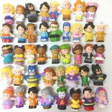 Random Lot 10x Fisher-Price Little People Family farmer worker elder figure toys