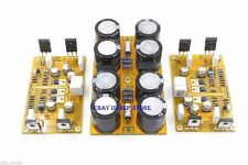 Assembled 2 Channel PASS A3 Single-ended 30W Class A amp + PSU board