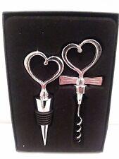 New Wine Bottle Opener Set Gift Box Accessory Corkscrew Stopper Kit