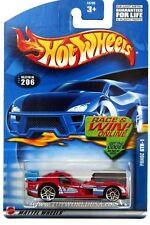 2001 Hot Wheels #206 Panoz GTR-1 E910 crd