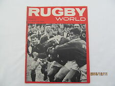 Rugby Union Magazine--Rugby World September 1965