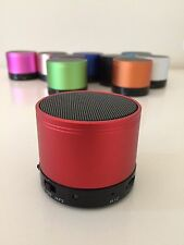 Portable Mini Bluetooth Wireless Stereo Music  HiFi Speaker AU(NEW)- RED