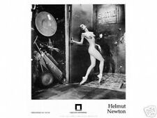 Molto rara Helmut Newton Ballet ART PRINT PHOTO NUDE FOTO Bernice coppleters