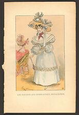 ALBERT ROBIDA 10 SIECLES D' ELEGANCE UNE ELEGANTE RESTAURATION IMAGE DE 1891
