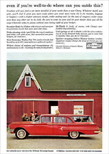 CHEVROLET 60 IMPALA STATION WAGON RETRO A3 POSTER PRINT FROM ADVERT 1960