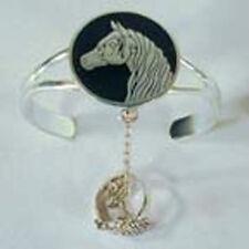HORSE HEAD SLAVE BRACELET jewelry women braclet #82